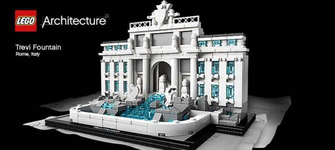 Подборка из Instagram: #lego_architecture